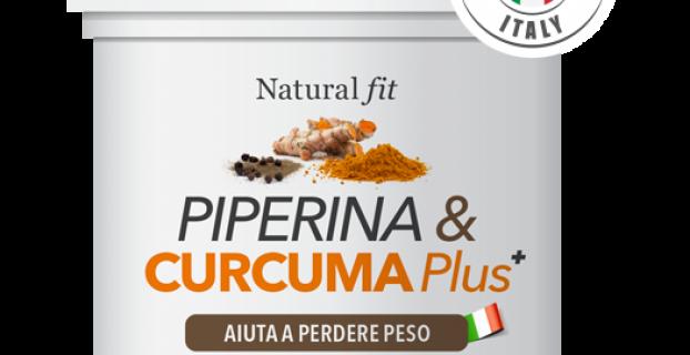 piperina curcuma plus prodotto